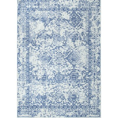 Pittwater Light Blue Area Rug Rug Size: 9 x 12