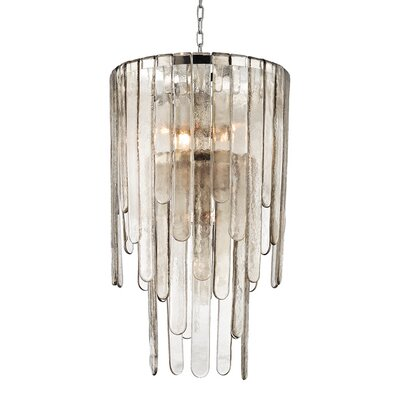 Zubia 9-Light Inverted Pendant