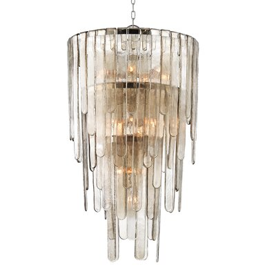 Zubia 16-Light Cascade Pendant
