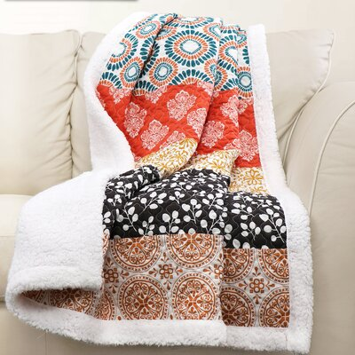 Yessenia Throw Blanket