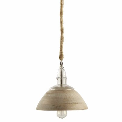 Franzen 1-Light Mini Pendant