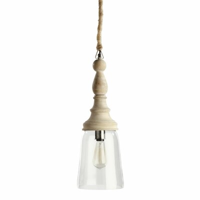 Delmare 1-Light Mini Pendant