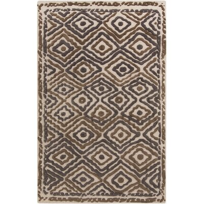 Sala Ivory Area Rug Rug Size: Rectangle 8 x 11