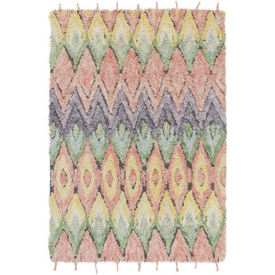 Zeenat Area Rug Rug Size: Rectangle 5 x 76