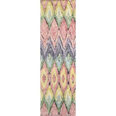 Zeenat Area Rug Rug Size: Runner 26 x 8