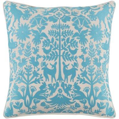 Bungalow Rose Taza Cotton Throw Pillow
