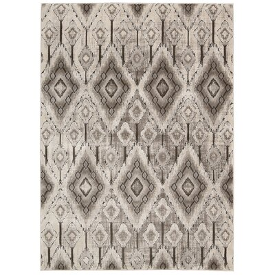 Saliba Beige Area Rug Rug Size: Rectangle 53 x 74