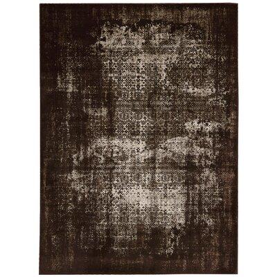 Saliba Latte Area Rug Rug Size: 39 x 59