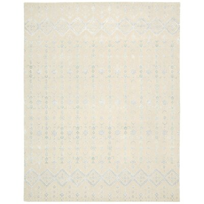 Darroll Ivory Area Rug Rug Size: Rectangle 56 x 75