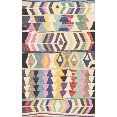 Foti Hand-Tufted Area Rug Rug Size: Rectangle 4 x 6
