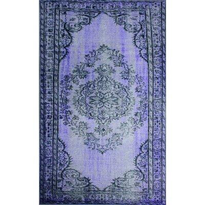 Ahoskie Purple Area Rug Rug Size: 82 x 911