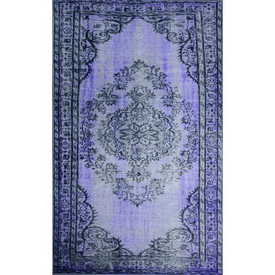 Ahoskie Purple Area Rug Rug Size: Rectangle 92 x 125