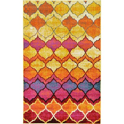 Columbus Area Rug Rug Size: Rectangle 4 x 6
