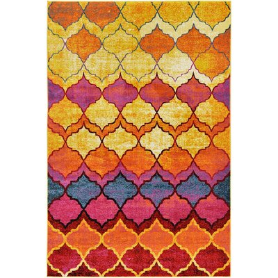 Columbus Area Rug Rug Size: Rectangle 6 x 9