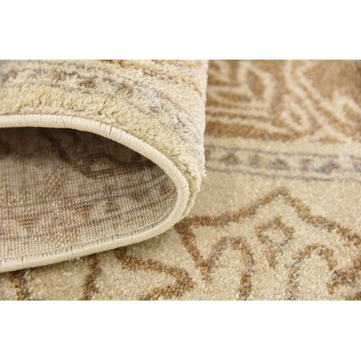 Cadencia Brown Area Rug Rug Size: Rectangle 5 x 8