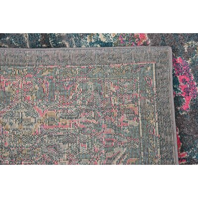 Charlena Area Rug Rug Size: Rectangle 4 x 6