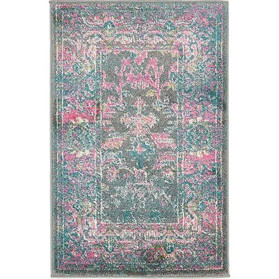 Sepe Area Rug Rug Size: 2 x 3