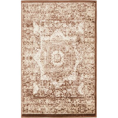 Yareli Brown/Beige Area Rug