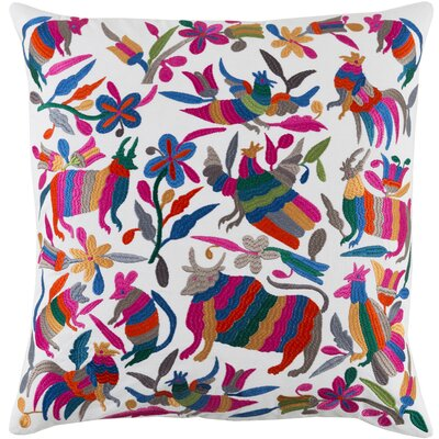 Ranjeeta Cotton Throw Pillow