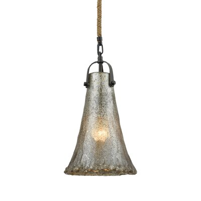 Marjane 1-Light Mini Pendant Bulb Type: 60W Incandescent