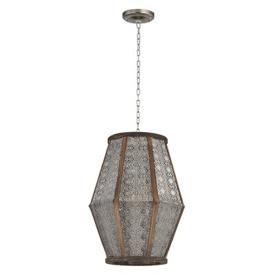 Griffin 1-Light Hanging Mini Pendant