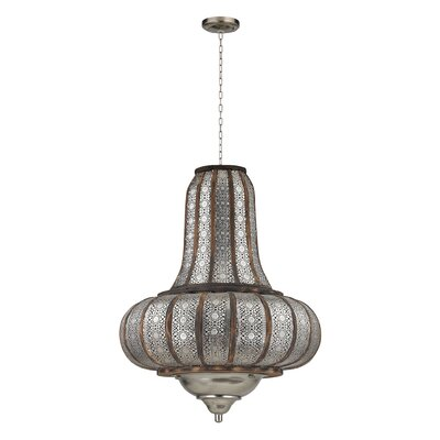 Quadis 1 Light Hanging Pendant