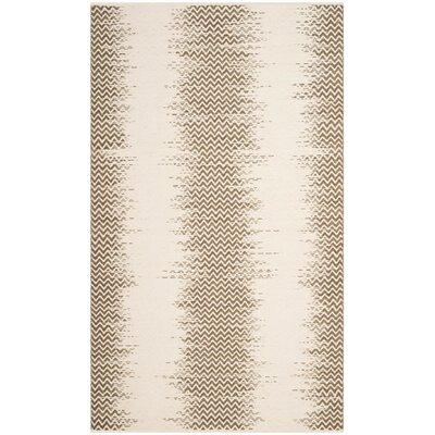 Andalusia Hand-Woven Area Rug Rug Size: 5 x 8