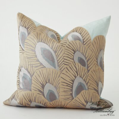 Haouz Feather Throw Pillow