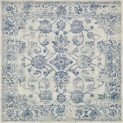 Akerlund Beige Area Rug Rug Size: Square 84