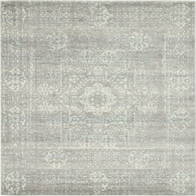 Aggie Creek Gray Area Rug