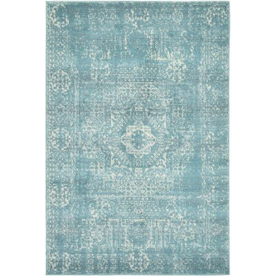 Ainslie Brook Light Blue Area Rug