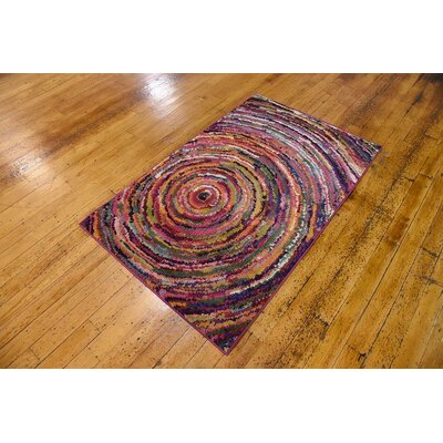 Killington Traditional Area Rug Rug Size: Rectangle 7 x 10