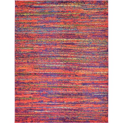 Roshan Area Rug Rug Size: 7' x 10'