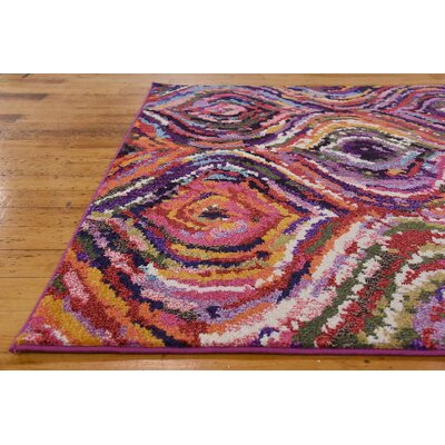 Roshan Multi Area Rug Rug Size: Rectangle 5 x 8