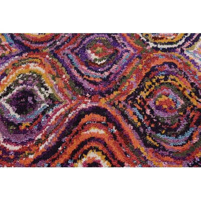 Roshan Multi Area Rug Rug Size: Rectangle 3'3
