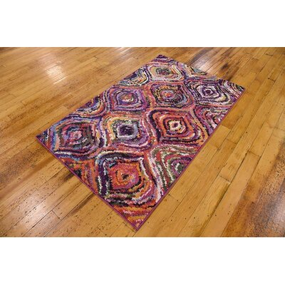 Roshan Multi Area Rug Rug Size: Rectangle 67 x 96