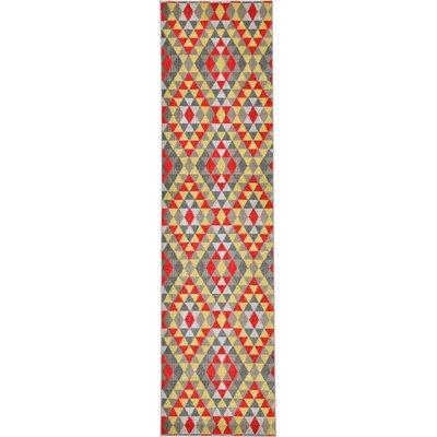 Roshan Multi Area Rug Rug Size: Runner 27 x 10