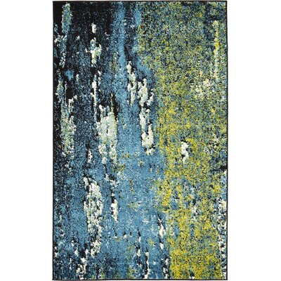Roshan Blue Area Rug