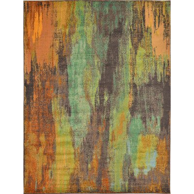 Hayes Multi Area Rug Rug Size: Rectangle 10' x 13'
