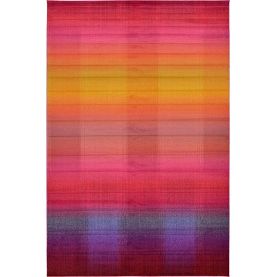 Aquarius Multi Area Rug Rug Size: Rectangle 106 x 165