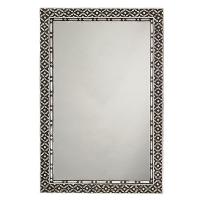 Khalil Brown Rectangle Mirror BNGL7794 33133897