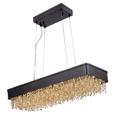Ambridge 1-Light Linear Pendant
