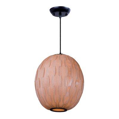 Angelica 1-Light Globe Pendant