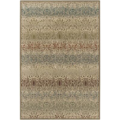 Argentine Mocha Area Rug Rug Size: Rectangle 53 x 73