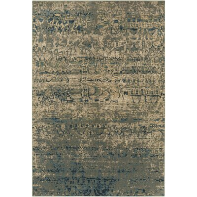Argentine Olive Area Rug Rug Size: Rectangle 710 x 910