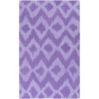 Arbuckle Hand-Tufted Area Rug Rug Size: Rectangle 5 x 76