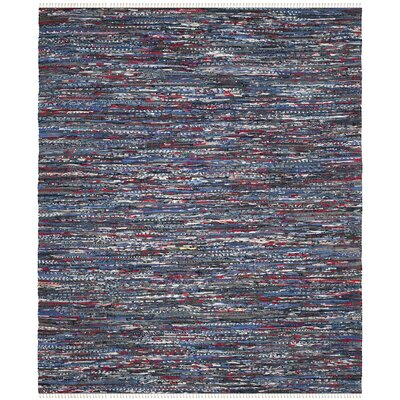 Saleh Hand-Woven Area Rug Rug Size: Rectangle 5 x 8
