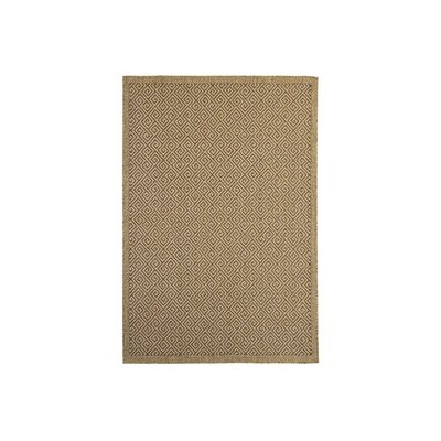Erving Beige/Brown Indoor/Outdoor Area Rug