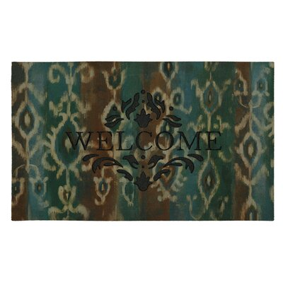 Rebecca Welcome  Door Mat