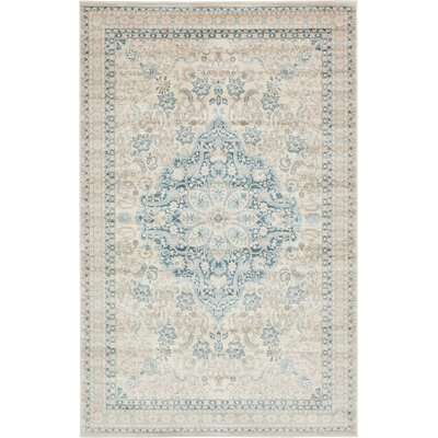 Mellal Beige Area Rug